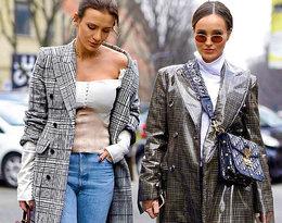 Marina i Sara Boruc na pokazach w Mediolanie! Wyglądają stylowo?