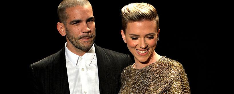 Scarlett Johansson, Romain Dauriac, viva.pl, rozwód