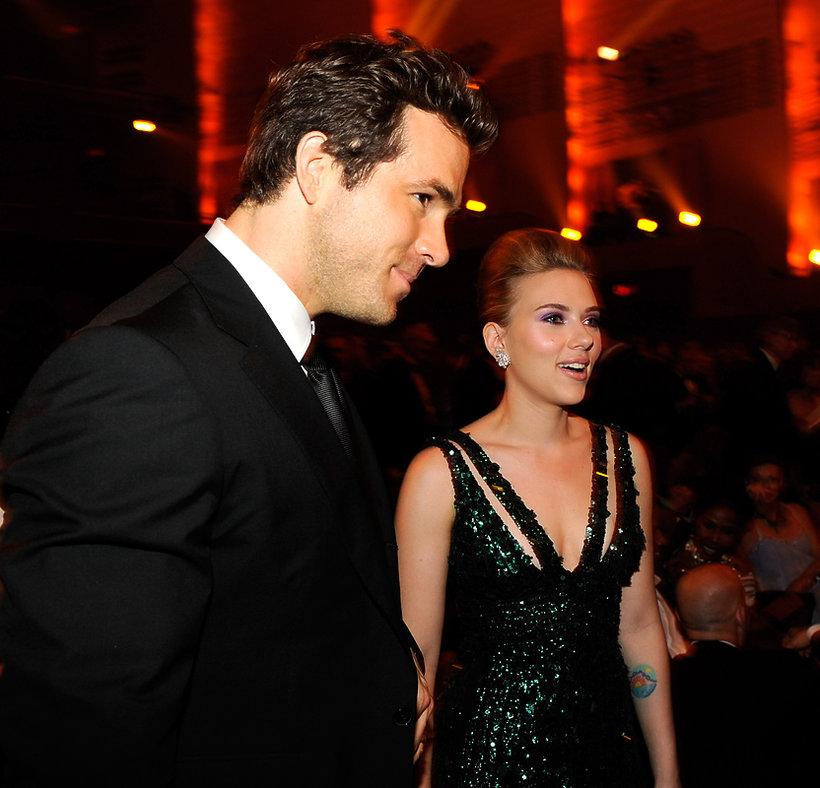 Scrlatt Johansson i Ryan Reynolds