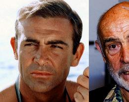 Legendarny odtwórca Jamesa Bonda, Sean Connery obchodzi 87 urodziny. Zobacz, jak się zmieniał!