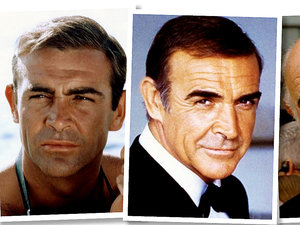Sean Connery metamorfoza