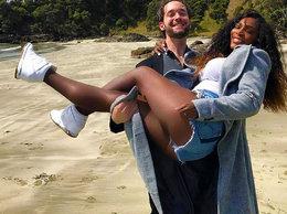 Serena Williams, ciąża gwiazd, MT