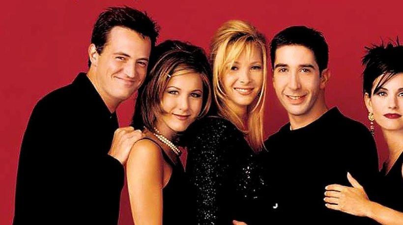 serial Przyjaciele, Friends