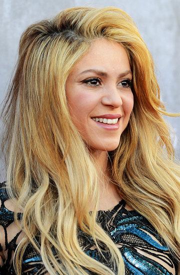 Shakira cierpi na łysienie plackowate