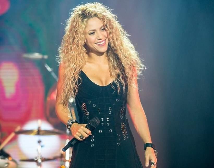 Shakira, Hiszpania 2015