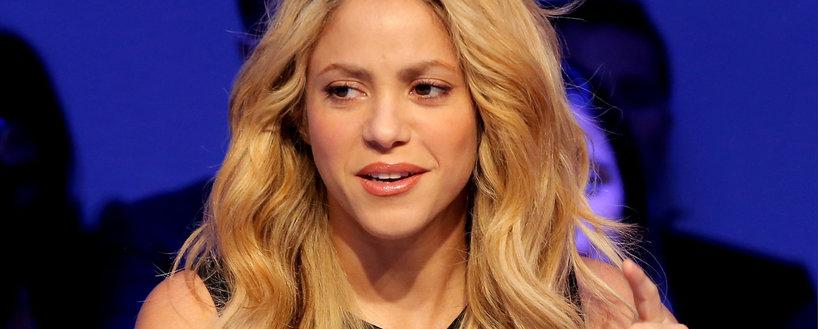 Shakira oszukała hiszpańskiego fiskusa na miliony euro