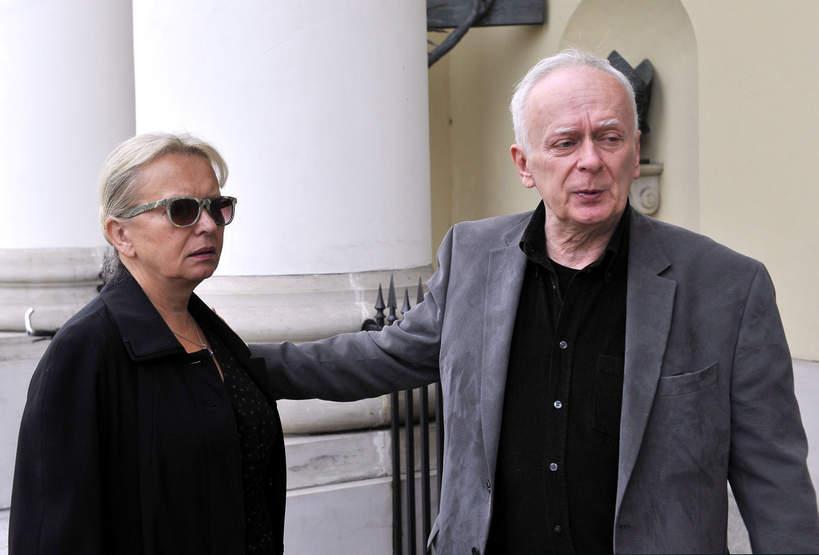 Sławomira Łozińska, Janusz Olejniczak, Warszawa, 10.09.2017