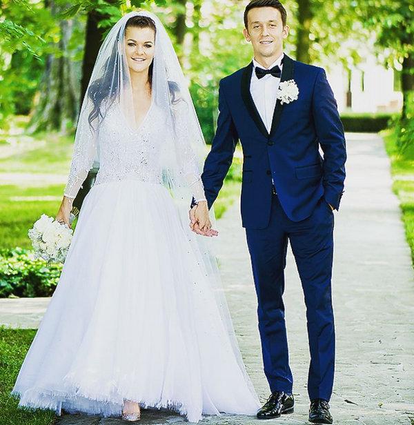 Ślub Agnieszki Radwańskiej i Dawida Celta, Agnieszka Radwańska i Dawid Celt