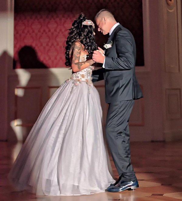 Ślub Ewy Minge, mąż Ewy Minge