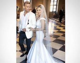 Ślub Joanny Krupy