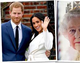 Królowa Elżbieta nie pojawi się na ślubie księcia Harry'ego i Meghan Markle! Dlaczego?