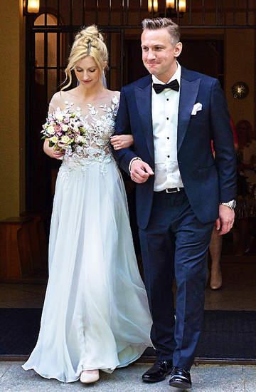 Ślub Michała Kondrata, żona Anna, 14.06.2020