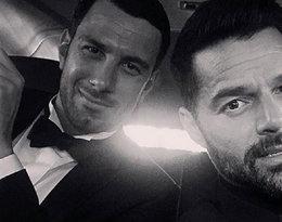 Ślub Ricky'ego Martina