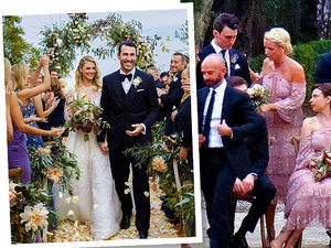 Śluby gwiazd, ślub Kate Upton i Justin Verlander