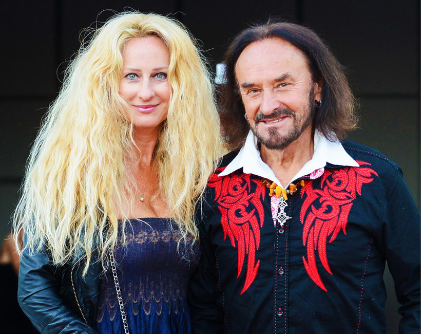 Stan Borys i Anna Maleady
