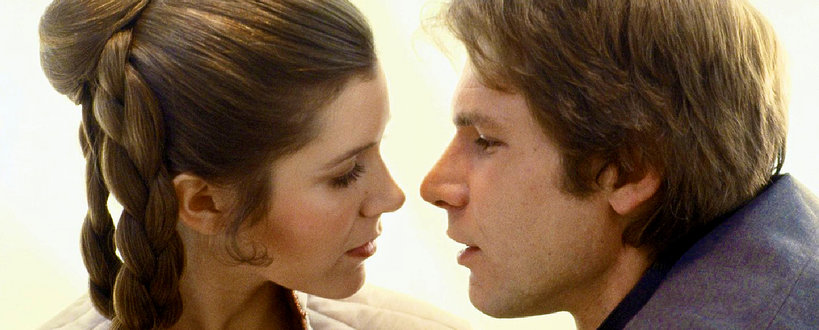 Star Wars, Carrie Fisher, Harrison Ford
