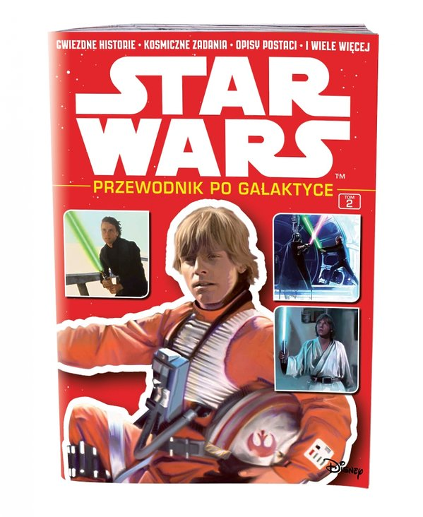 """""""Star Wars. Przewodnik po galaktyce"""