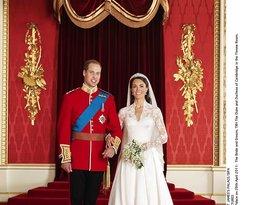 Suknia ślubna księżnej Kate