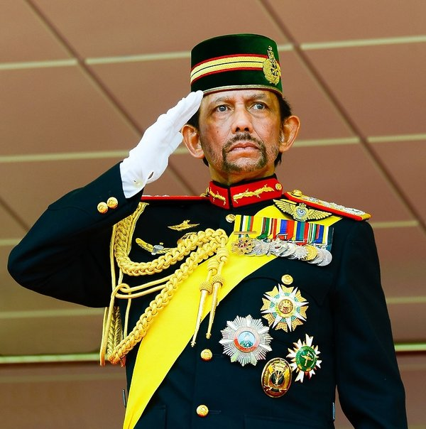 Sułtan Brunei Haji Hassanal Bolkiah