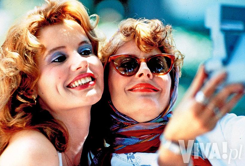 Susan Sarandon i Geena Davis