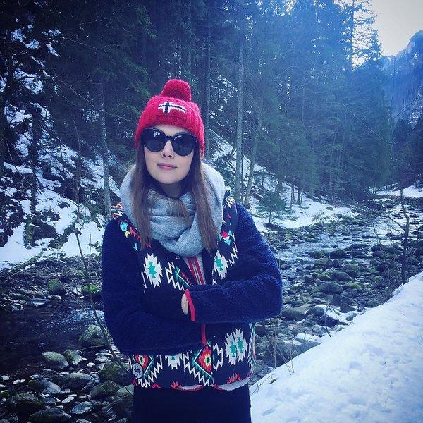 Święta gwiazd: Paulina Krupińska