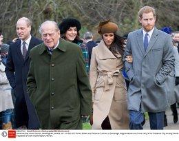 święta w brytyjskiej rodzinie królewskiej