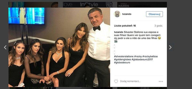 Sylwester Stallone