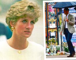 """Poruszający gest synów Diany. Tak w 20. rocznicę śmierci uczcili pamięć """"królowej ludzkich serc"""""""