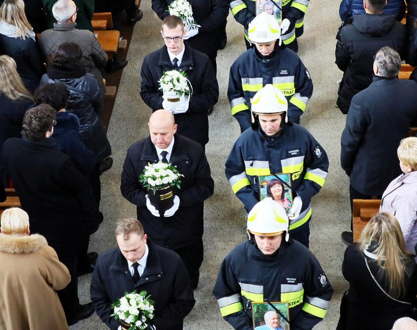 Szczyrk, pogrzeb ofiar, 19.12.2019