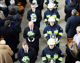 W Szczyrku odbył się pogrzeb ofiar tragicznego wybuchu