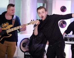 "Tadeusz Seibert (zespół ""Trabanda""), Dzień Dobry TVN, 13.04.2015"