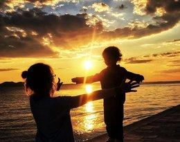 Tak gwiazdy świętują Wielkanoc: Anna Dereszowska z synem Maksem