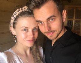 Tak gwiazdy świętują Wielkanoc: Anna Karczmarczyk z mężem Pascalem Litwinem