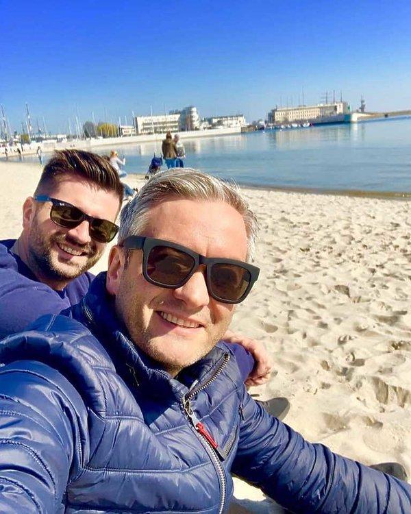 Tak gwiazdy świętują Wielkanoc: Robert Biedroń i Krzysztof Śmiszek