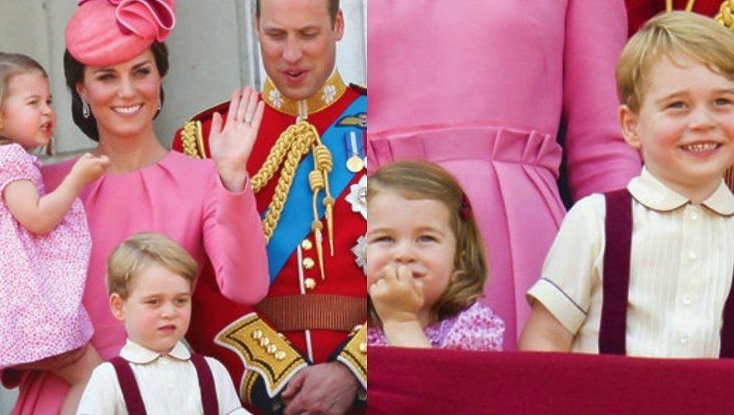 Tak Książę William i księżna Kate wychowują dzieci