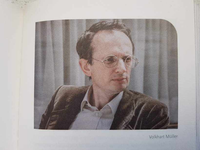 Tak wyglądał Volkhart Müller, mąż Magdy Gessler