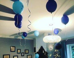 Tak wyglądało baby shower Odety Moro przed przyjściem na świat jej syna Lwa