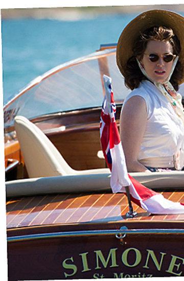 The Crown, serial, Królowa Elżbieta II