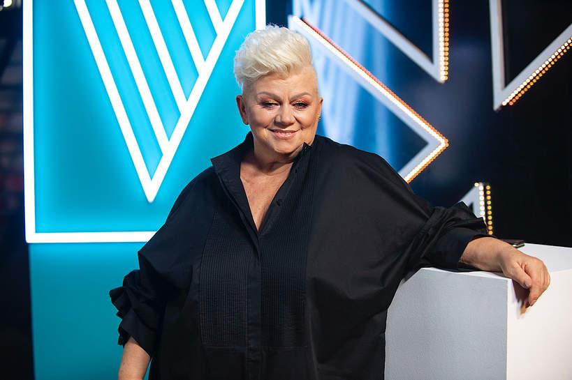 The Voice Senior: Barbara Parzeczewska