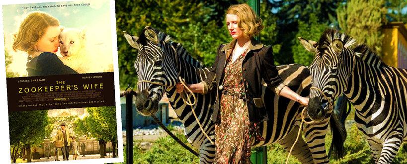 The Zookeeper's Wife, kino
