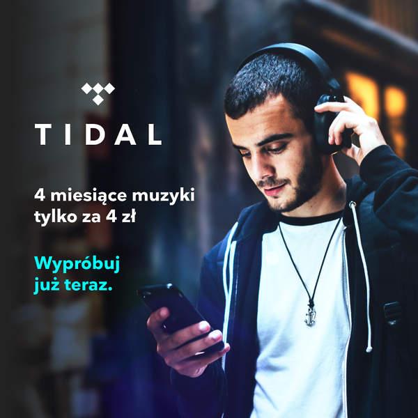 Tidal Polska, czego słuchały gwiazdy w 2020