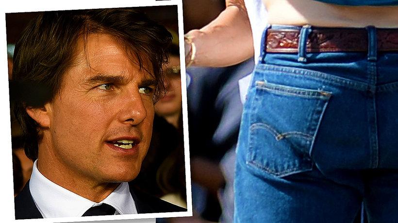 """Tom Cruise dementuje informacje, że ma implanty pośladków. Prawda o pupie aktora """"Walkirii"""""""