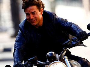 Tom Cruise o wypadku na planie - religia nie pozwala mu się leczyć