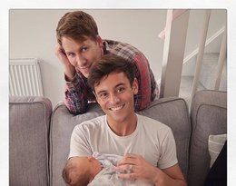 Tom Daley i Dustin Lance Black zostaną rodzicami! Para spodziewa się dziecka