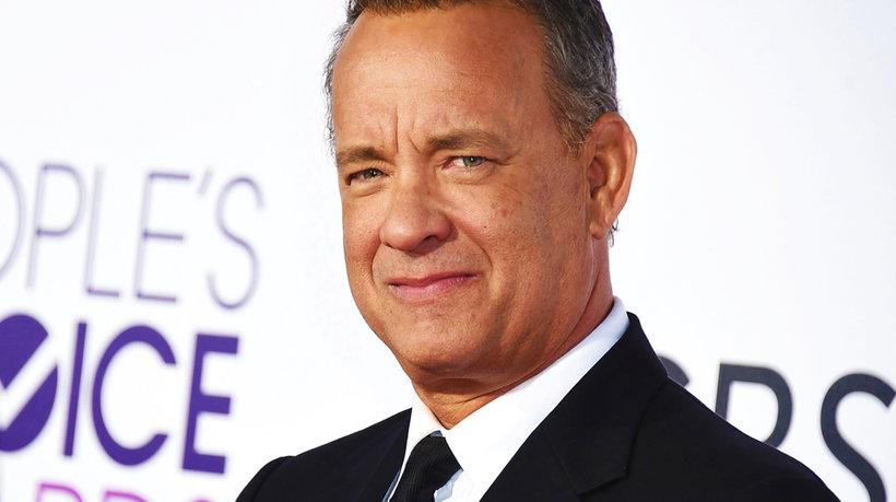 Tom Hanks, maluch, fiat 126p