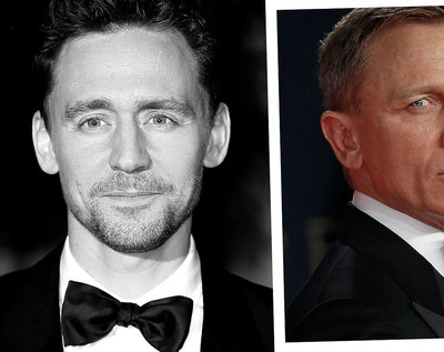 Tom Hardy, Daniel Craig, Tom Hiddlestone