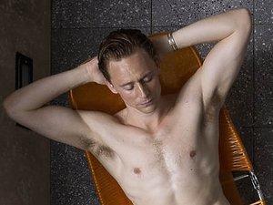"""Tom Hiddleston w filmie """"High-Rise"""""""