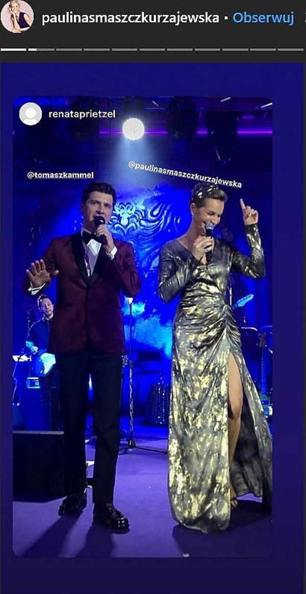 Tomasz Kammel, Paulina-Smaszcz-Kurzajewska