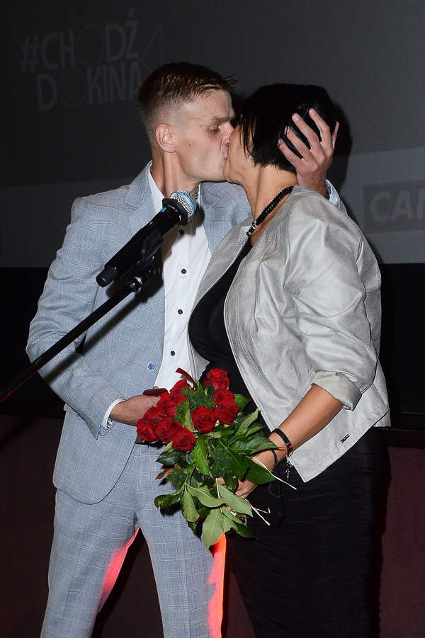 Tomasz Komenda, partnerka, Anna Walter, 10.09.2020