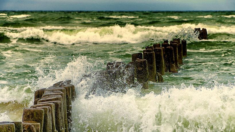 Tragedia w Darłówku: kiedy odbędzie się pogrzeb dzieci? Morze Bałtyckie, WOPR